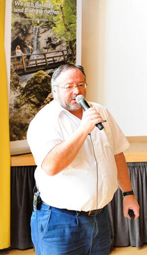 Vortrag von Dr. Werner Schwarz
