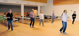 Tanz Als Bewegungstherapie