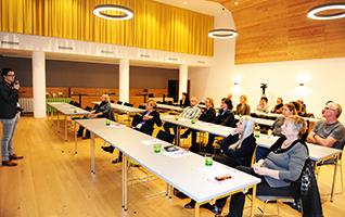 Vortrag von OA Dr. Lothar Boso