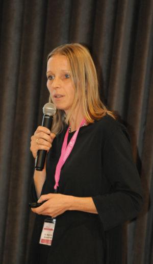Vortrag von Dr. Malgorzata Brunner-Palka