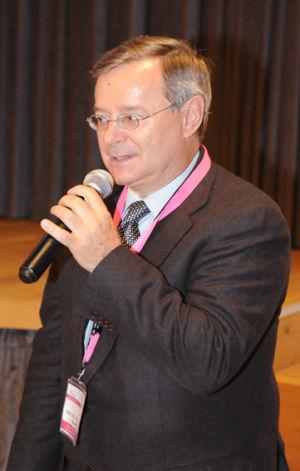 Vortrag von Univ.-Doz.Dr. Johann Gruber